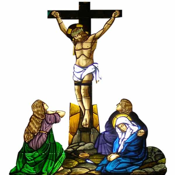 Stations of the cross (1-5)