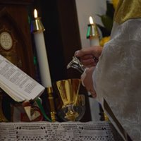 Live stream of Eucharist Service