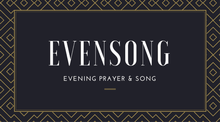 EvenSong March 1 2020