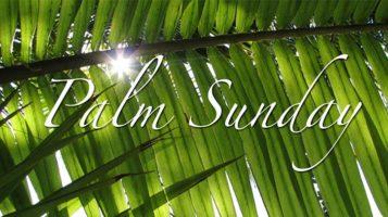 Palm Sunday St. Michael's 2020