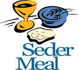 Seder Dinner Instructional Meal