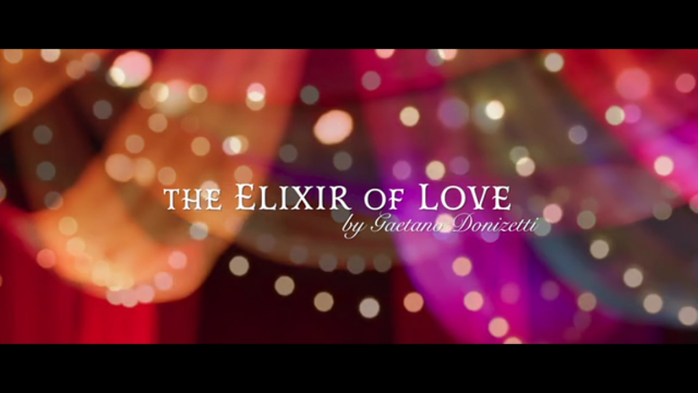 The Elixir of Love directed by our Christina Jensen