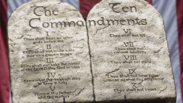 The Anglican Rite and the Decalogue