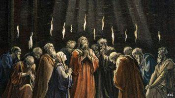 The Fulfilled Promise – Whitsunday (Pentacost)