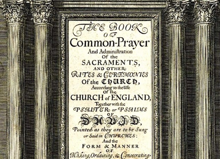 What is Common Prayer – by the Revd. Dr. Peter Toon